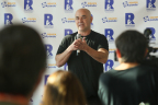 Andre Agassi and Square Panda Inc. announce the Andre Agassi Early Childhood Neuroscience Foundation to help fund the research and development of early literacy apps led by UCSF scientists. (Photo: Business Wire)