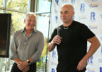 Square Panda Inc. and Andre Agassi announced Readvolution,a new initiative by the Andre Agassi Early Childhood Neuroscience Foundation that aims to drive innovation in dyslexia assessment and intervention. (Photo: Business Wire)