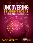 Uncovering Student Ideas in Science, Volume 1 book cover (Photo: Business Wire)
