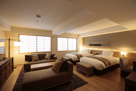 Junior suite room (Photo: Business Wire)