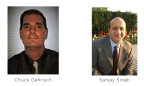 Mace Security International, Inc. Appoints Chuck Gehrisch and Sanjay Singh to its Board of Directors (Photo: Business Wire)