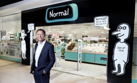 NORMAL CEO Torben Mouritsen Foto: Anne Kring