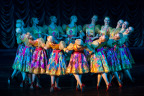 The National Dance Company of Siberia is just one of the headlining shows during Dollywood's Festival of Nations, March 16-April 9. (Photo: Business Wire)