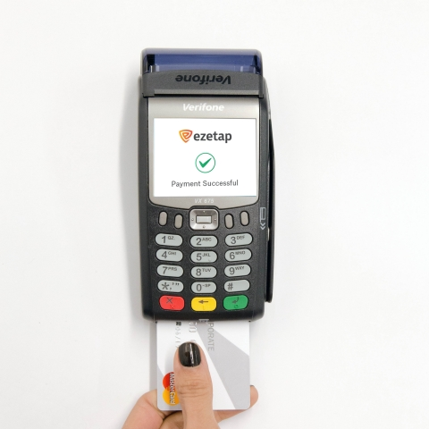 Verifone and Ezetap Partner to Accelerate End-to-End Digital Payment Solutions for Merchants. (Photo: Business Wire)