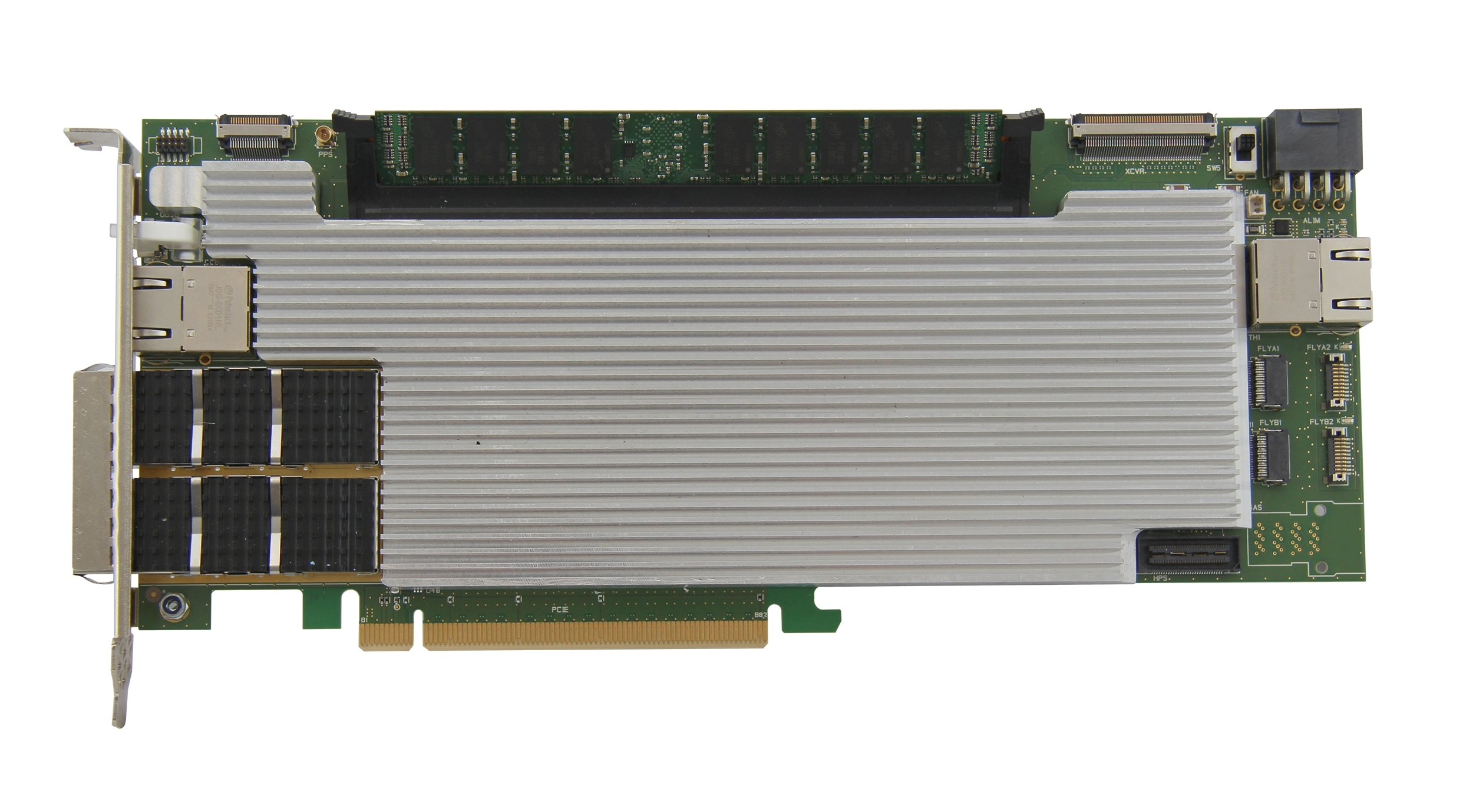 Stratix 10 FPGA: REFLEX CES is Shipping the Cloud Computing COTS ...