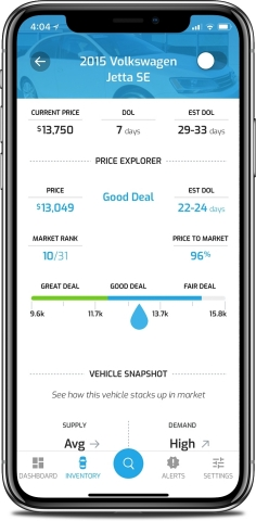 CarStory Insights update (Photo: Business Wire)