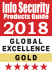 Demisto's SOAR Platform was named the most innovative security software product of 2018 by Info Security Products Guide. (Graphic: Business Wire)