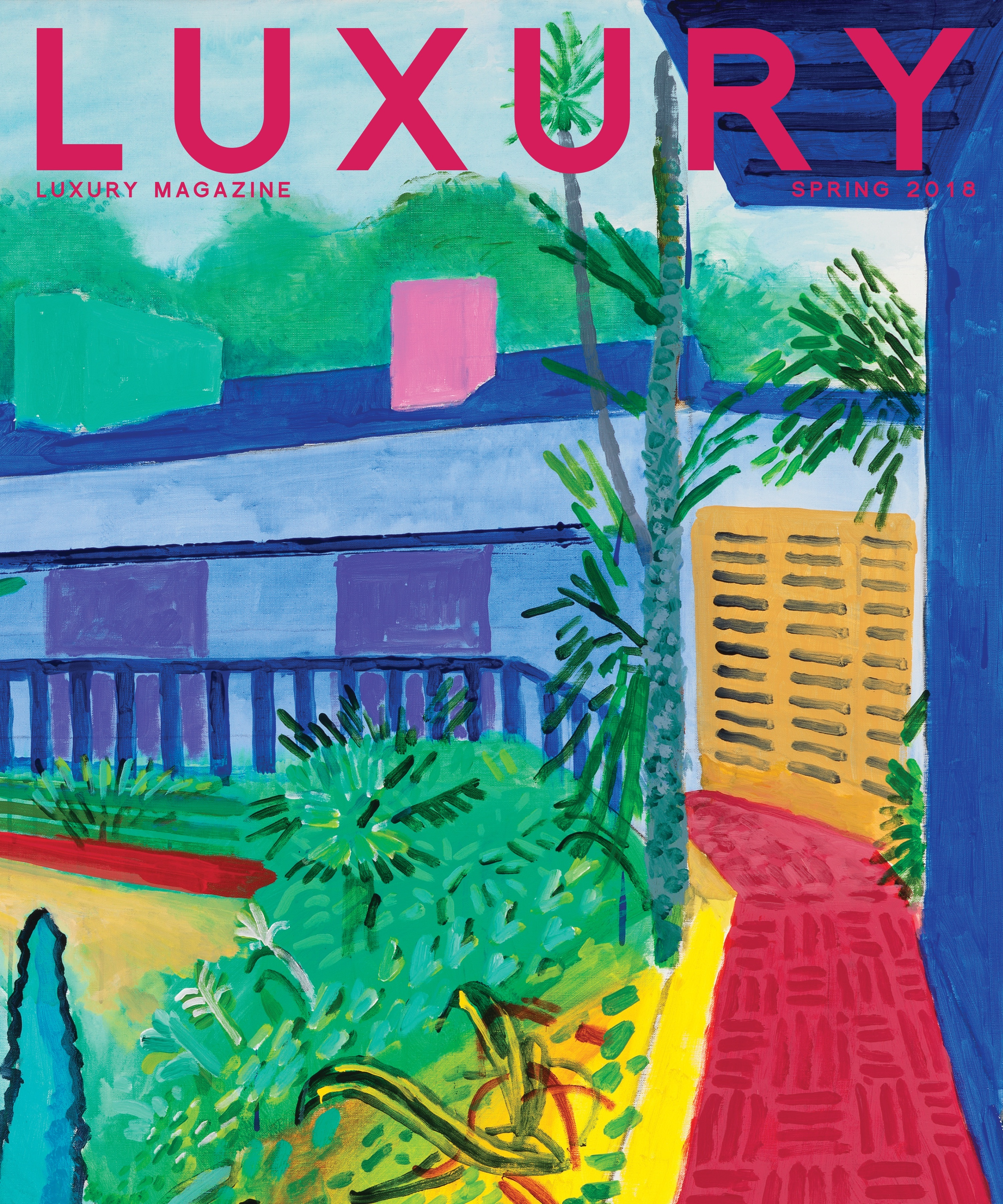 LUXURY MAGAZINE Unveils Its Spring 2018 Issue: Spa, Wellness and ...