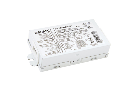 Osram Launches OPTOTRONIC® Intelligent Programmable Compact LED Drivers to Strengthen Commitment to Connected Lighting Market (Photo: Business Wire)