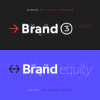 The two new sans serif typefaces offer a mix of contemporary flair and timeless appeal – and are designed with the intent to help brands carry their voice effectively and legibly, from small text to display sizes, in both print and digital environments. (Graphic: Business Wire)