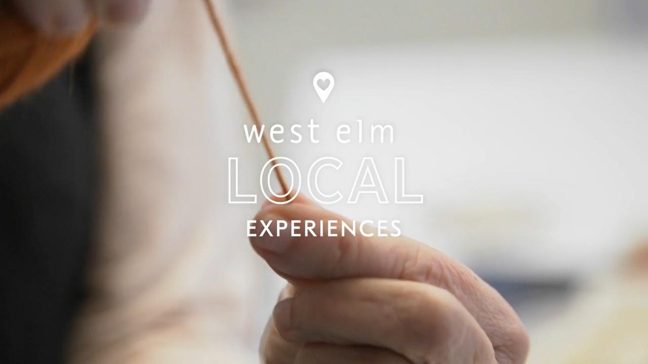 West Elm LOCAL Experiences