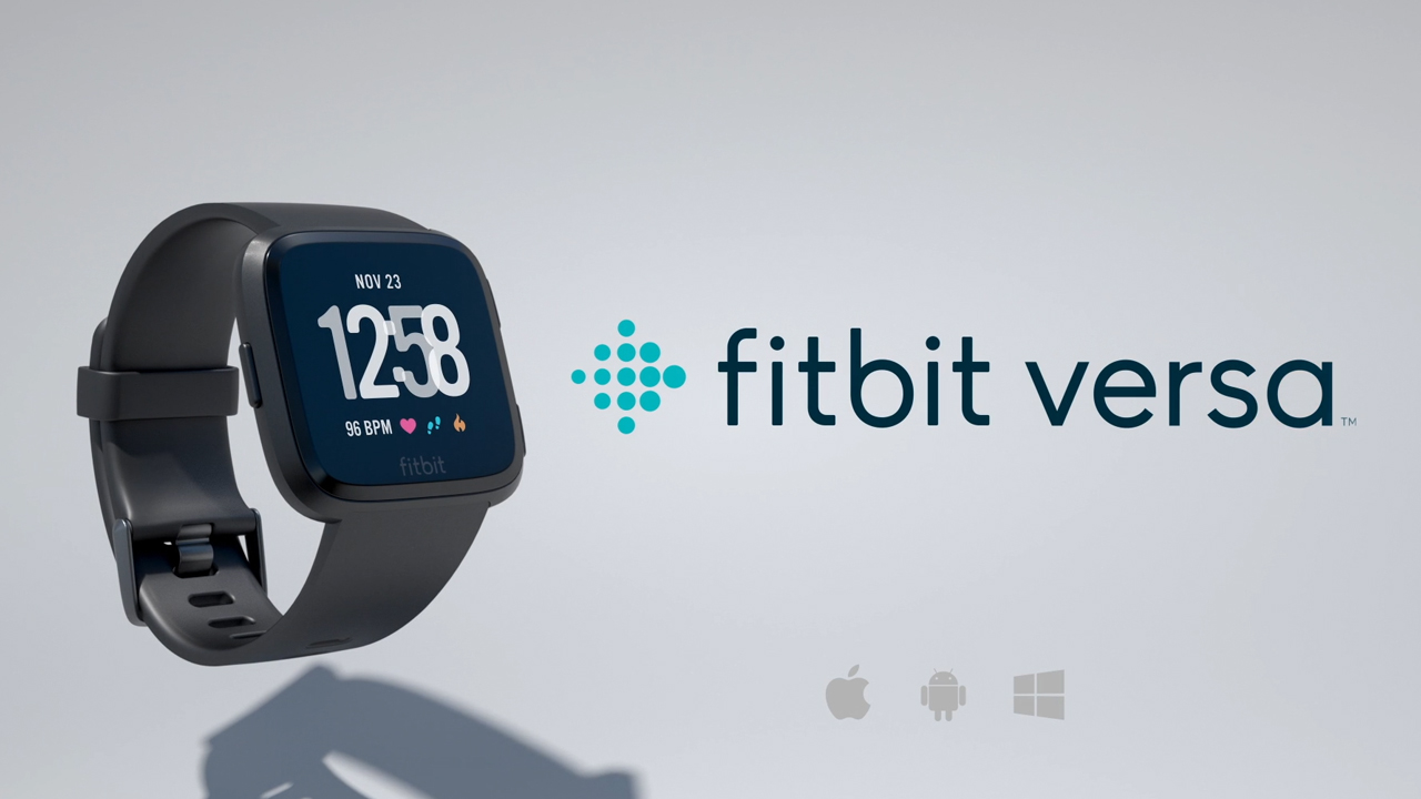Fitbit announces Fitbit Versa™, a modern, intuitive smartwatch at an approachable price with 4+ days battery life and a new dashboard that simplifies how you access your health and fitness data.