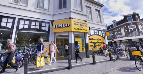 Supermarket chain Jumbo selects Quintiq to optimize end-to-end supply chain (Photo: Business Wire)