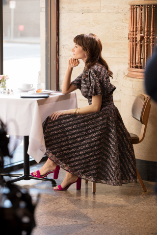 Macy's Find the Remarkable You spring 2018 campaign inspires women to dress to feel empowered. Still from the campaign video. (Photo: Business Wire)