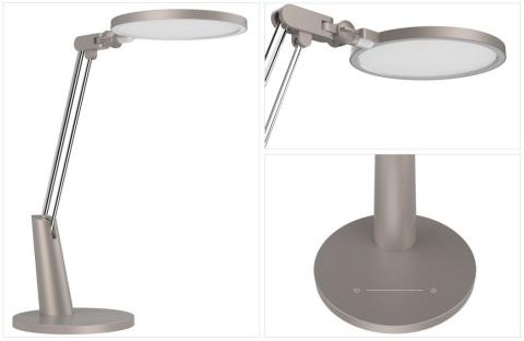 SunLikeを光源に使ったYeelight LED Desklamp Pro (写真:ビジネスワイヤ)