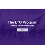 The LTO Program's Media Shipment Report CY '17
