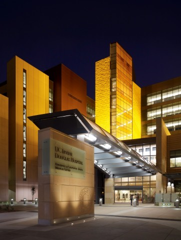 UC Irvine Medical Center purchased seven Carestream portable and room-based imaging systems and upgraded seven existing systems with DRX Detectors. (Photo: Business Wire)
