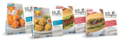 Dr. Praeger's launches new Fish Bites and grill-ready Fish Burgers (Photo: Business Wire)