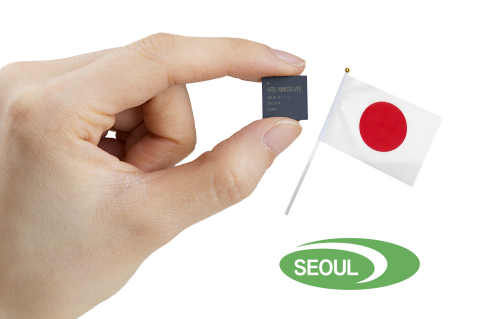 Seoul Semiconductor's NanoDriver Series is the industry's smallest 100V / 24W LED driver for Japan lighting market. (Photo: Business Wire)