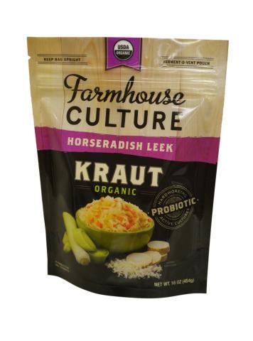 Farmhouse Culture Kraut (Photo: Business Wire)