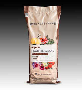 Whitney Farms Organic Planting Soil (Photo: Business Wire)