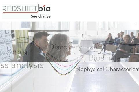 Academic and industrial collaborators provide validation of RedShiftBio's new bioanalytical platform ...