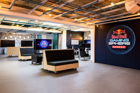 Red Bull Gaming Sphere, an innovative new gaming space in Shoreditch, London, opens later this month (Photo: Business Wire)