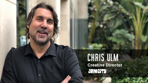 Chris Ulm, Jam City Creative Director; San Diego (Photo: Business Wire)