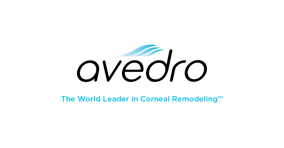 Avedro Announces Agreement With The Fda For The First Us Pivotal