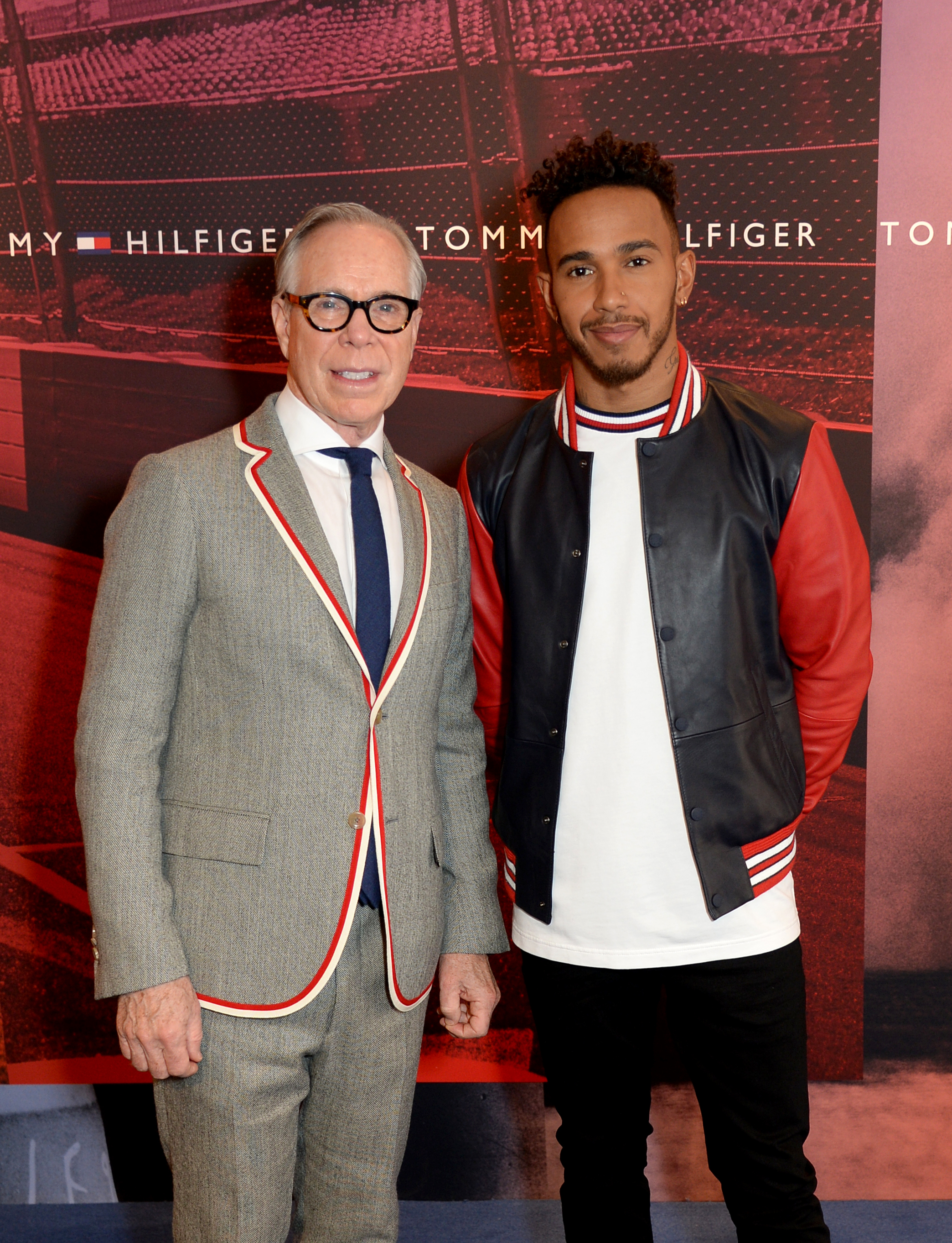 foto Lewis Hamilton's Wardrobe Went Full Throttle At London Fashion Week modern collection