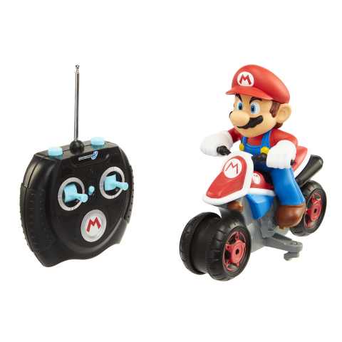 WORLD OF NINTENDO® Mario Kart™ Motorcycle RC Racer (Photo: Business Wire)