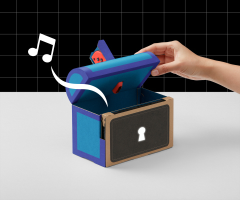 Between now and the launch of Nintendo Labo on April 20, Nintendo will release videos showing off more information about different Toy-Con Garage features and tips. (Photo: Business Wire)