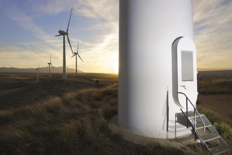 Mdex Wind Turbine (Photo: Business Wire)