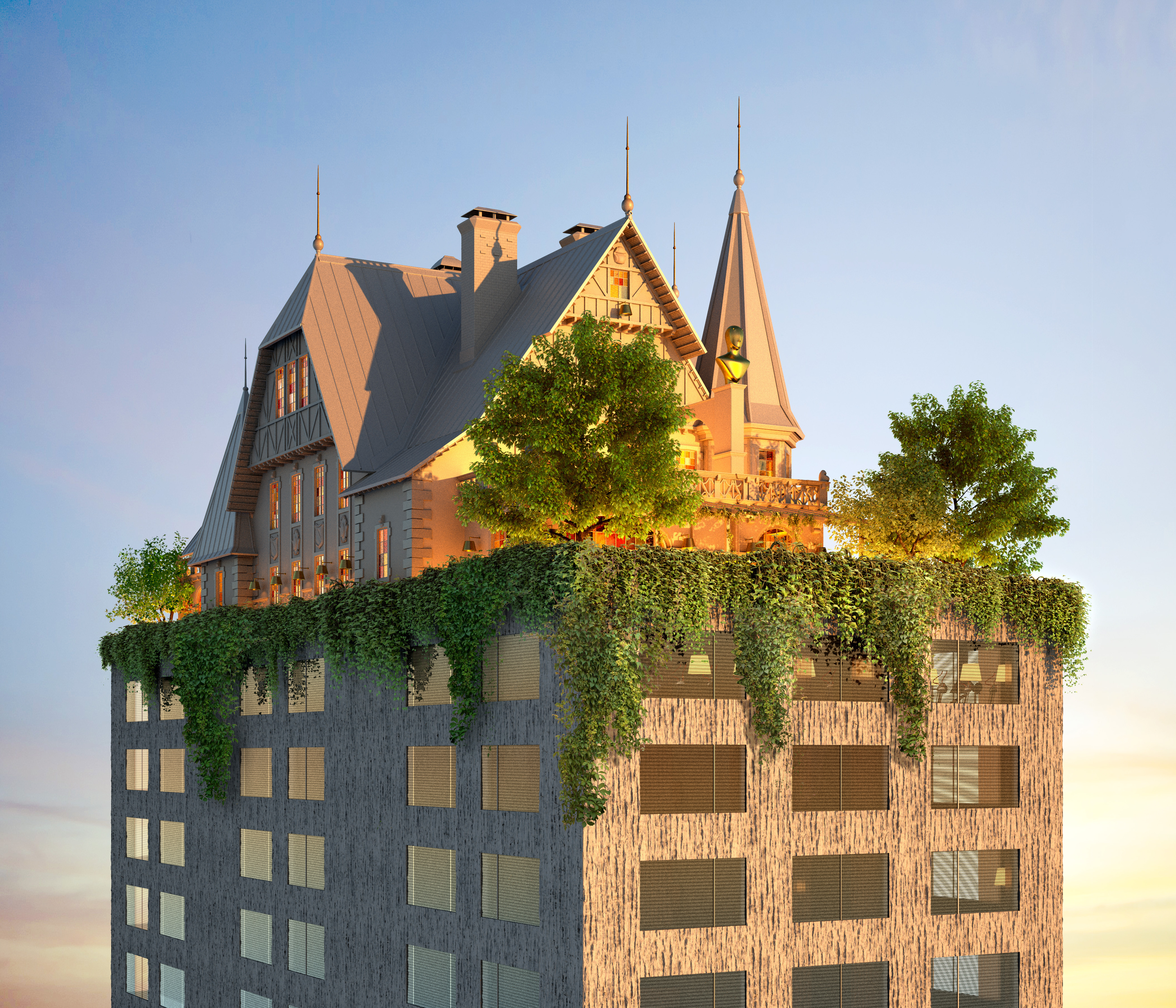 Maison Heler Metz Joins Curio Collection By Hilton