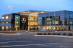 Mercedes-Benz USA celebrated the opening of its new U.S. headquarters in Sandy Springs, Ga. today. (Photo: Business Wire)