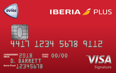 Businesswire j p morgan chase cmc chase and avios group limited iberia visa signature credit card photo business wire reheart Choice Image