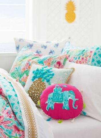 Lilly Pulitzer for PBteen Bedding (Photo: Business Wire)