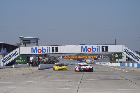 Mobil 1 and Sebring Extend High-Speed Race Partnership (Photo: Business Wire)