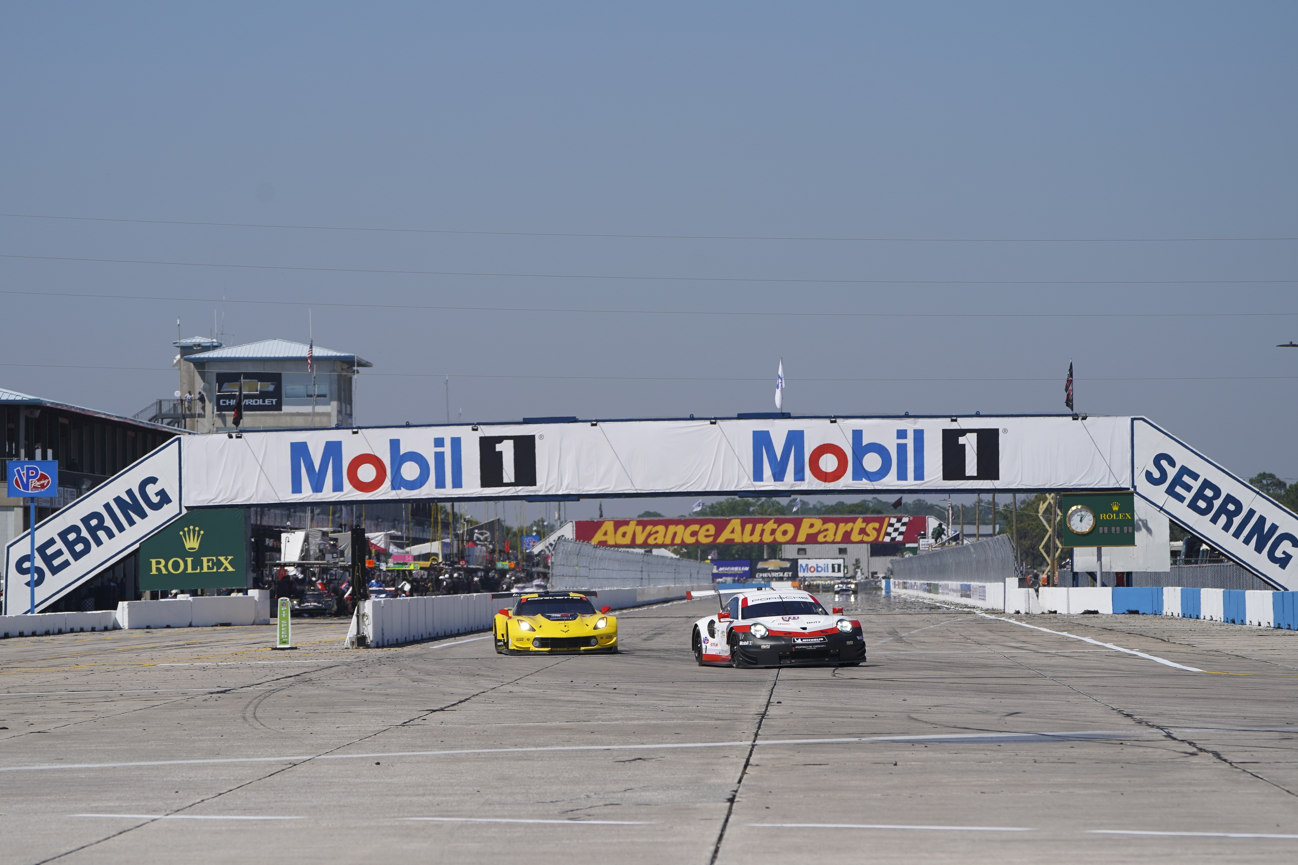 mobil 1 and sebring extend high speed race partnership business wire