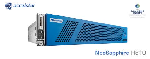 Las soluciones de almacenamiento all-flash de AccelStor ofrecen más posibilidades de datos para la AI y la nube