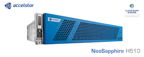AccelStor's new generation NeoSapphire High Availability all-flash array
