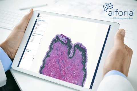 Fimmic launches Aiforia™ Cloud, bringing self-service deep learning AI to digital pathology (Photo: Business Wire)