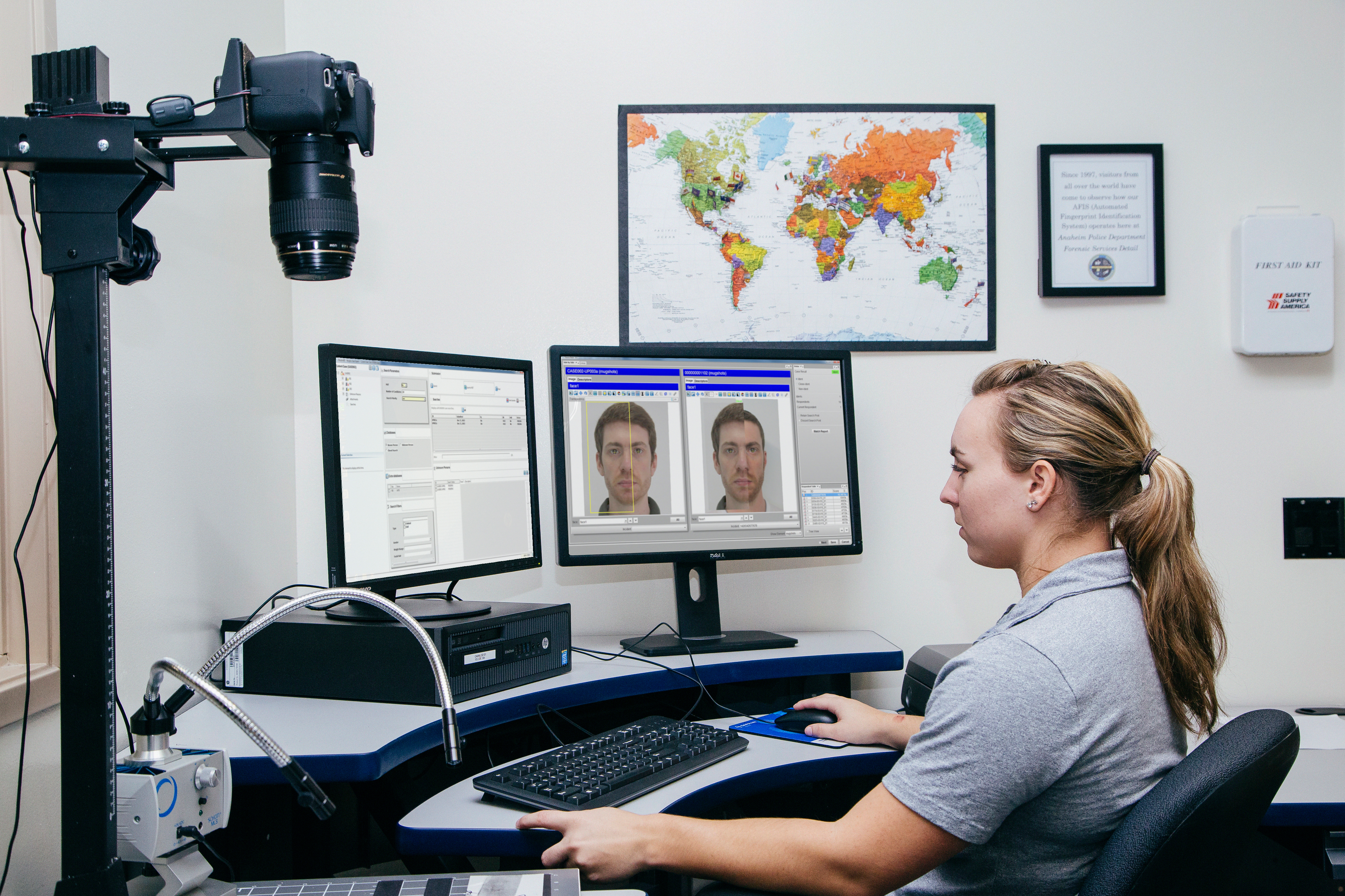 IDEMIA Partnering with Unisys to Provide Biometric Services for Home ...