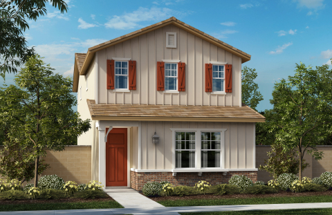 New KB homes now available at Turnleaf in Chino. (Photo: Business Wire)