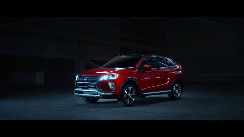 Mitsubishi Motors introduces all-new Eclipse Cross in dynamic marketing campaign. (Photo: Business Wire)