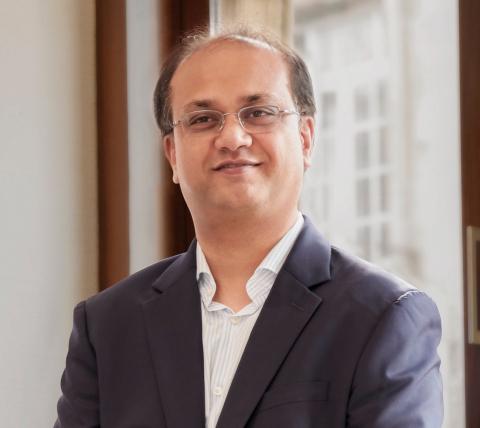 Mr. Anant Bajaj, Joint Managing Director, Bajaj Electricals Ltd. (Photo: Business Wire)
