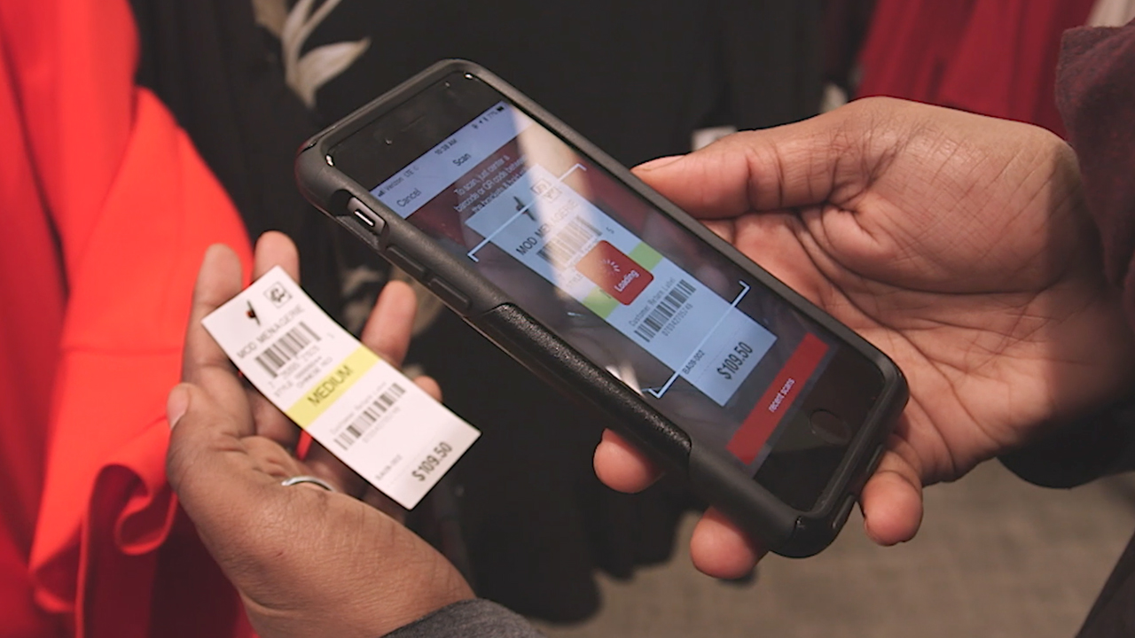 It's as simple as Scan. Pay. Go. Macy's is launching Mobile Checkout at all stores by the end of the year.