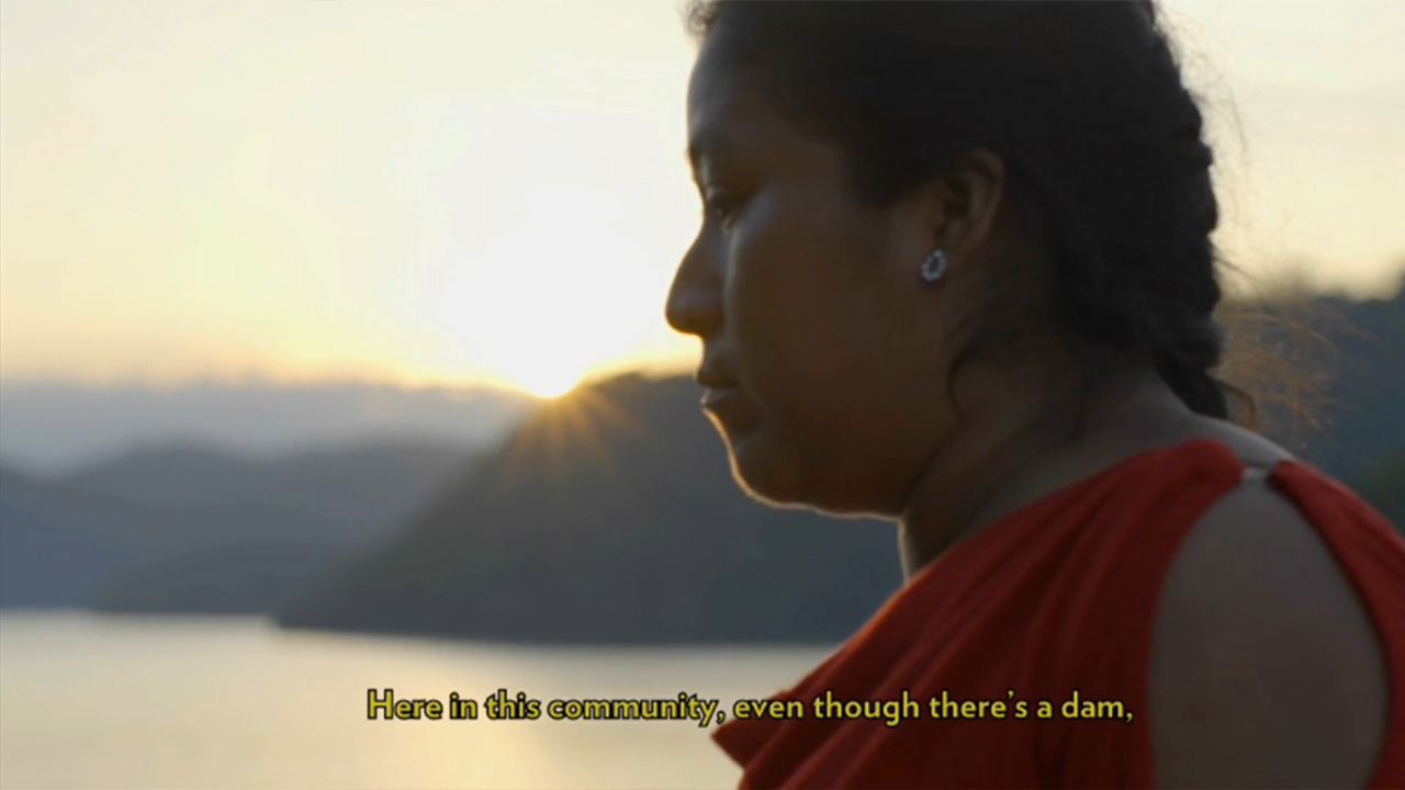 P&G's non-profit program has helped provide more than 13 billion liters of clean water to families like Antonia's.