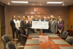 Fifty Alexandria, Louisiana-area senior and disabled homeowners will receive much needed home repairs thanks to a $339,876 Affordable Housing Program grant from Red River Bank and FHLB Dallas. (Photo: Business Wire)