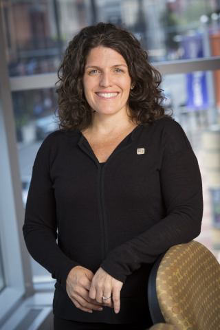 Melissa Stevens is Fifth Third Bank's Chief Digital Officer. (Photo: Business Wire)